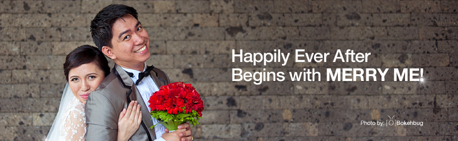Happily Ever After Begins with Merry Me!
